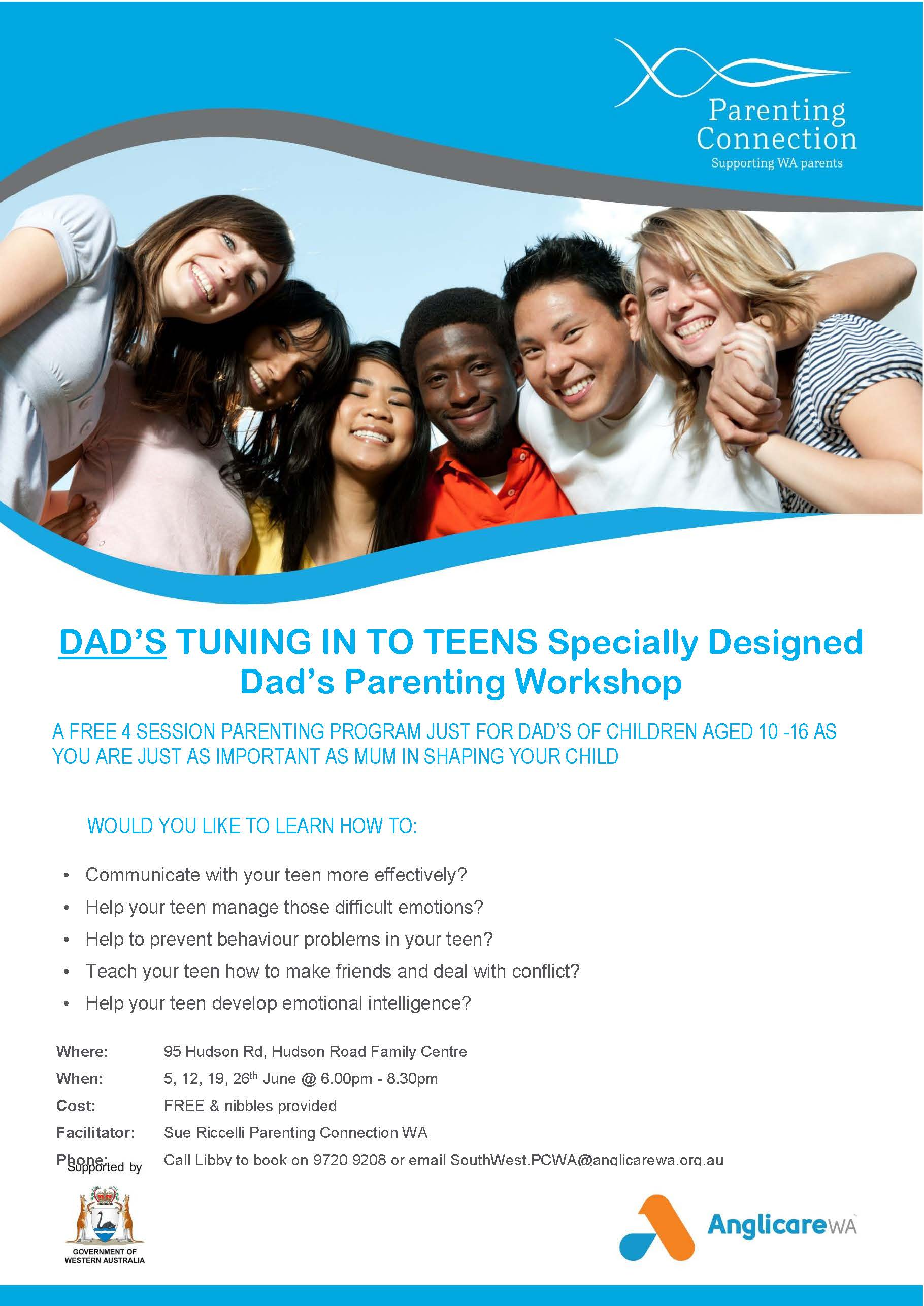 Tuning-in-to-Teens-DAD-Hudson-Rd-latest-flier