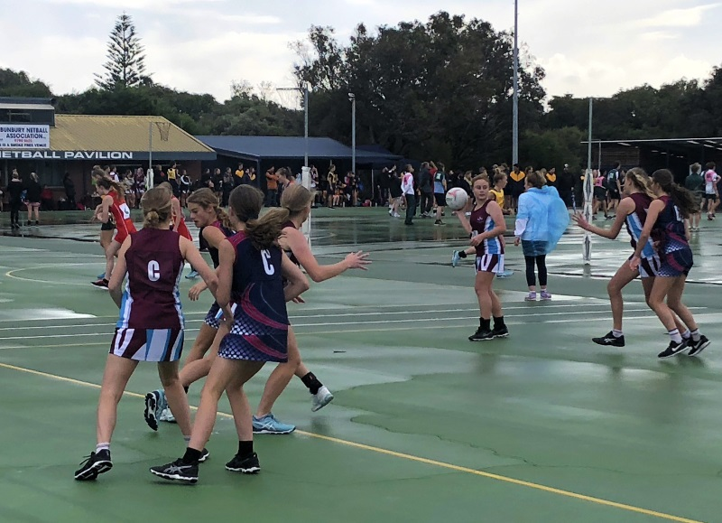 High Schools Netball Cup boys and Year 8 girls excel (1)