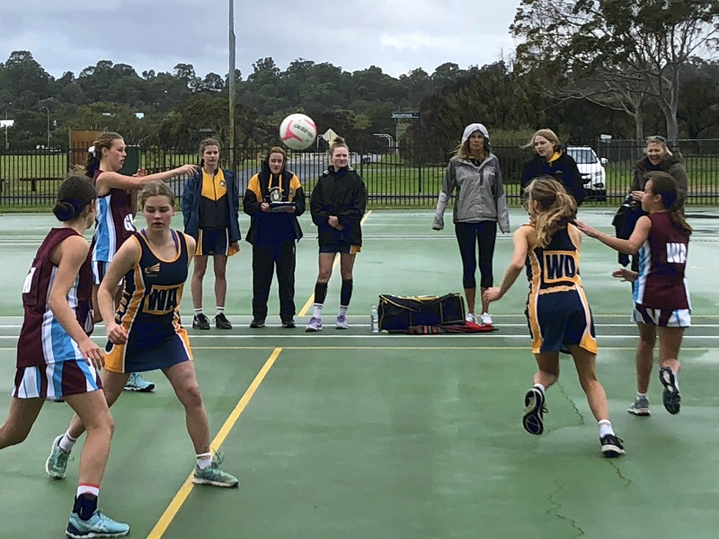 High Schools Netball Cup boys and Year 8 girls excel (2)