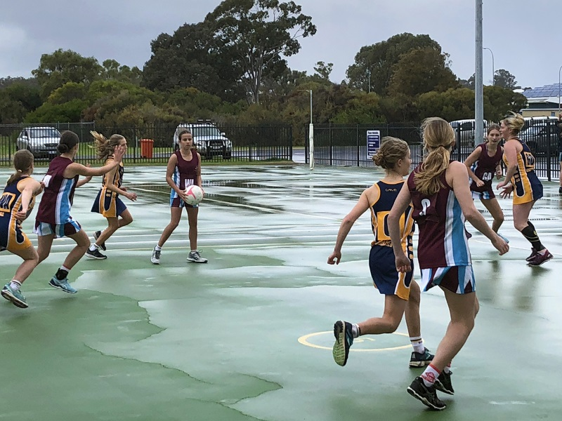 High Schools Netball Cup boys and Year 8 girls excel (3)