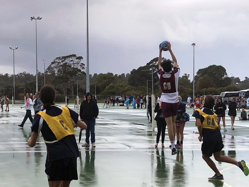 High Schools Netball Cup boys and Year 8 girls excel (4)