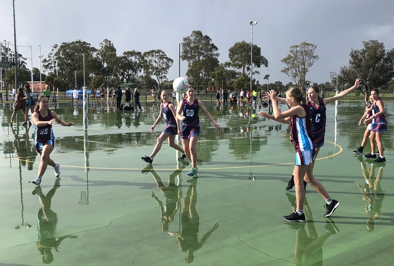 High Schools Netball Cup boys and Year 8 girls excel (5)