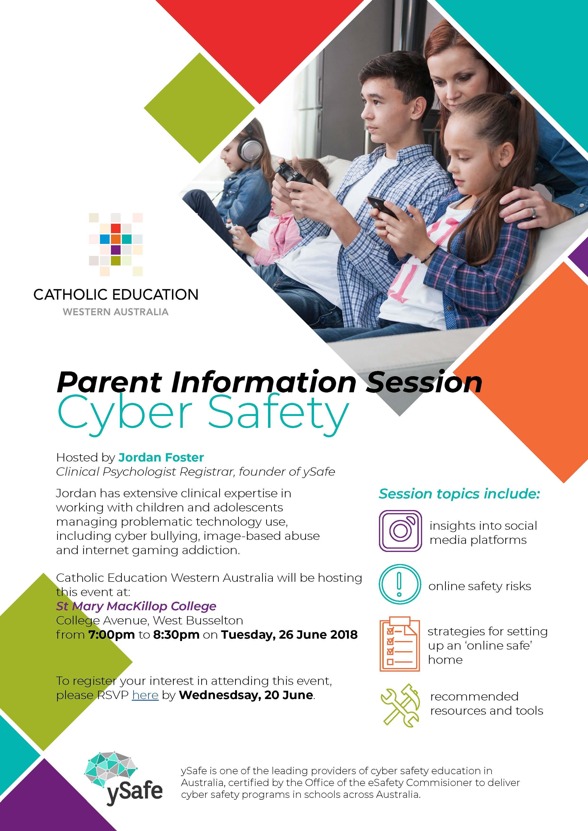Online-Safety-Parent-Workshop-Flyer-BUSSELTON