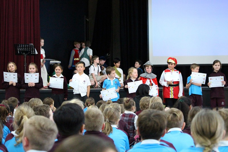 Newsroom - Assembly and Awards 3RT - Shakespeare (2)
