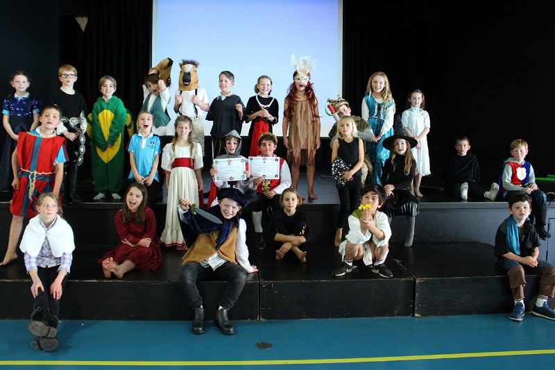 Newsroom - Assembly and Awards 3RT - Shakespeare (9)
