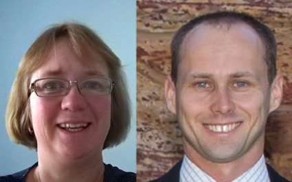 New Leadership & Support Staff for 2018