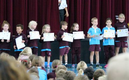 Primary Assembly 6RC: What a Pun-derful World