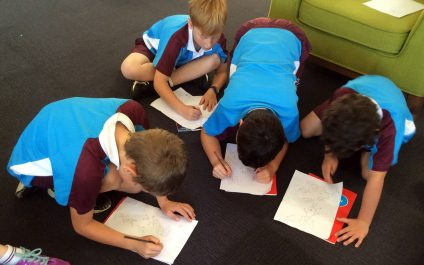 Author and illustrator visit from Margaret River festival