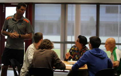 Leadership Program development days