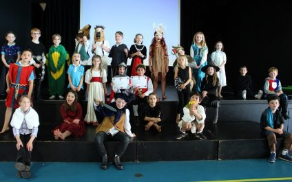 Assembly and Awards 3RT – Shakespeare