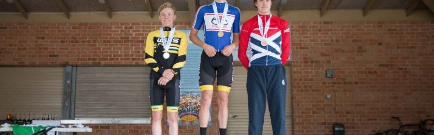 Cycling: Road Race state selection