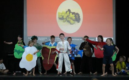 Primary Assembly 4SM: rockin' your way to health