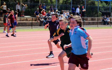 Primary SWPSA Athletics Carnival
