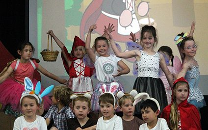 Assembly and Awards 1LT: Little Red Riding Hood