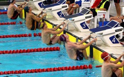 Swimmer receives ACC Letterman Award
