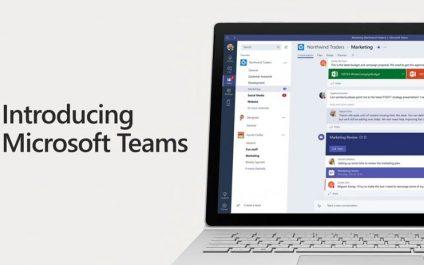 Microsoft Teams is kind of a big deal