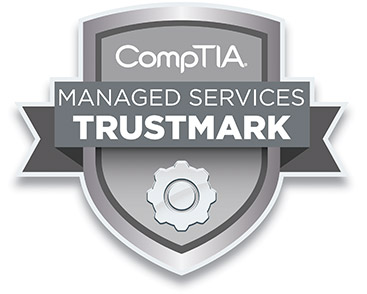 CompTIA Managed Services Trustmark Badge