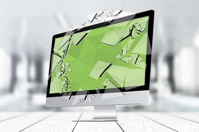 Computer-Broken-Screen