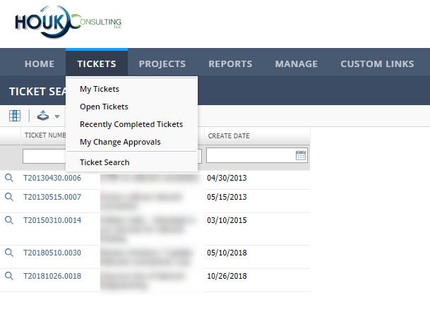 Houk-Client-Portal-Ticket-Search