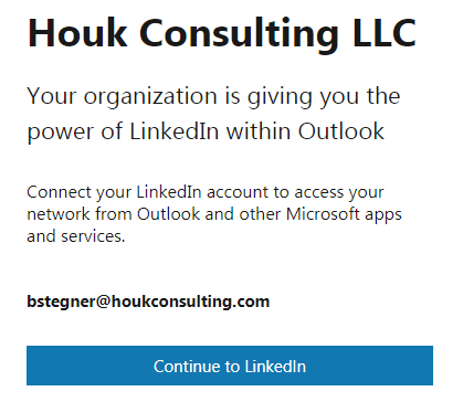 Connect-LinkedIn-to-Outlook