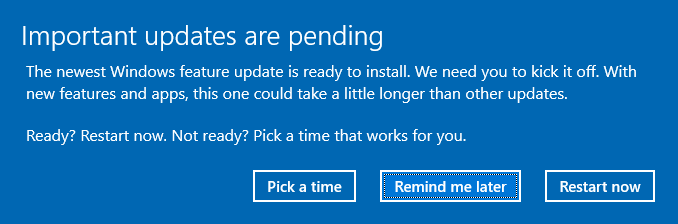 Install Windows 10 Prompt