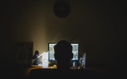 How to Make Screens Easier on Your Eyes at Night