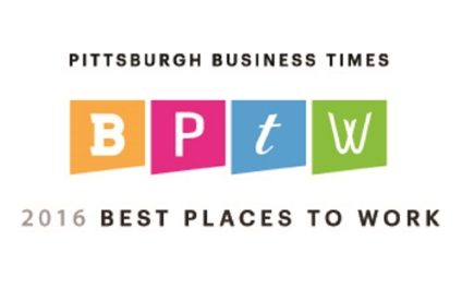 Wolf Consulting, Inc. Named a  Best Place to Work in Western Pennsylvania