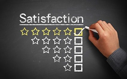 Wolf Consulting Earns High Scores in Client Satisfaction Survey