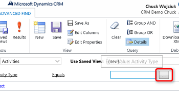 Creating a Query for Closed Opportunities in Microsoft Dynamics CRM