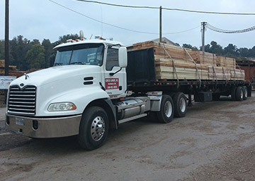 Quality Hardwood Lumber Products, Baltimore - Fast Shipping