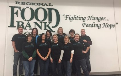 Helping fight against hunger in Oklahoma