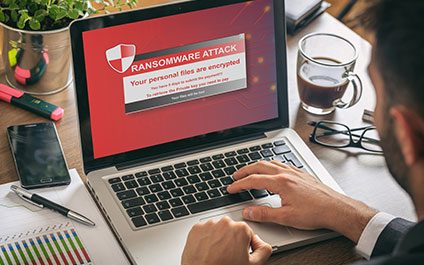 Ransomware – Be cautious before you click
