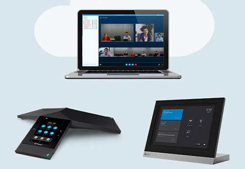 Conference Room Skype for Business Cloud PBX Devices