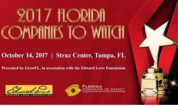 GrowFL Announces DentalPC as 2017 Florida Companies to Watch Finalist