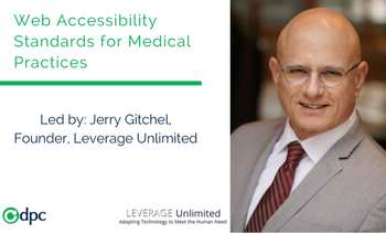 Web Accessibility Standards for Medical Practices