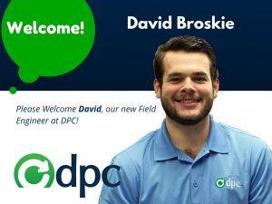 Please Welcome David Broskie to the DentalPC Team!