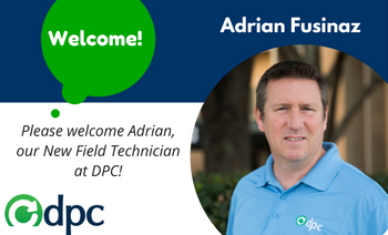 Welcome Adrian Fusinaz to our DentalPC Team