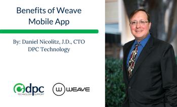 Benefits of Weave Mobile App