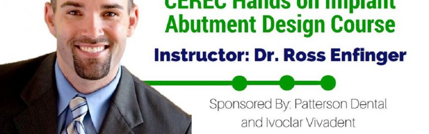 Join Us December 4th at the Dental PC Technology Center for a CEREC Hands on Course!
