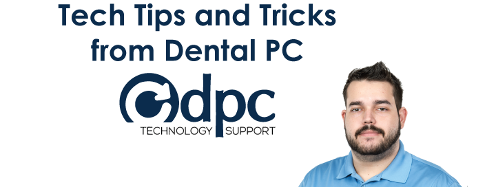 Tech Tips and Tricks from DentalPC: 5 Tips to Avoid Getting a Virus!