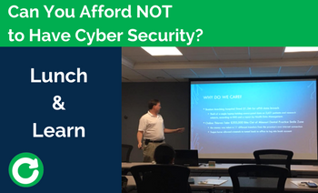 DPC Cyber Security Seminar