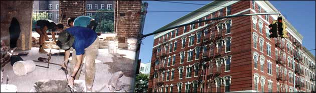 Community Assisted Tenant Controlled Housing,Inc.(CATCH) New York City