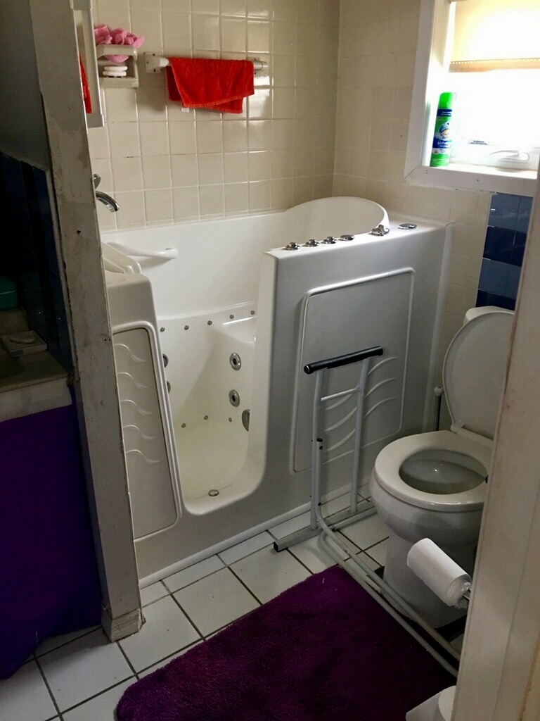 Bathroom After Construction
