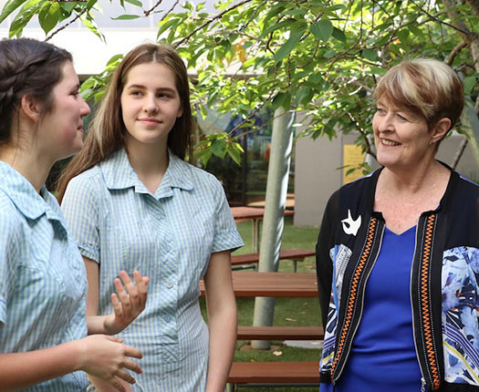 Mater Christi College all-girls education