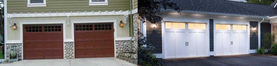 wood carriage doors bothell