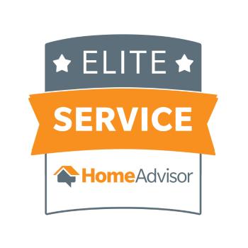HomeAdvisor's Elite Customer Service Award