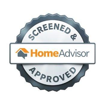 HomeAdvisor Seal of Approval