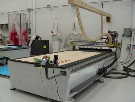CNC 3D Routing Machine