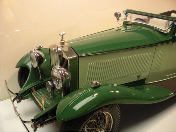 Pocher Paint Tips Model Motorcars Ltd