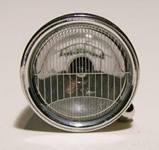 The Bugatti Headlight Set